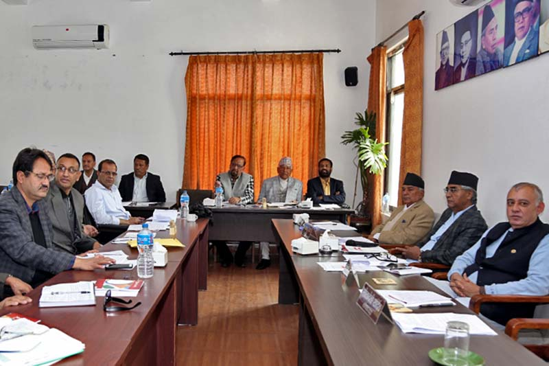 Nepali-Congress-Central-Working-Committee-meeting
